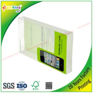 Plastic Power Bank Clear Boxes Manufacturer pictures & photos