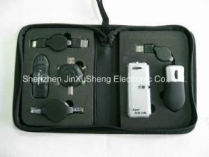 Expert Supplier of 6 in 1 USB Tool Kit, USB Travel Kit