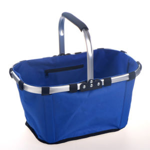 Portable Camping Basket for Promotion (SP-310) pictures & photos