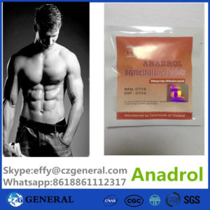 434-07-1 Musle Building Oral Steroids Pills Anadrol Oxy-Meth pictures & photos