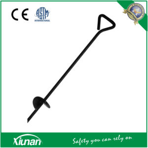 Long Round Non-Rust Ground Anchor for Swing Set pictures & photos