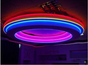 CE EMC LVD RoHS Two Years Warranty, Amber Color LED Neon Flex pictures & photos