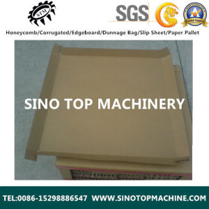 Recyclable Paper Slipsheet Pallet for Shipping pictures & photos