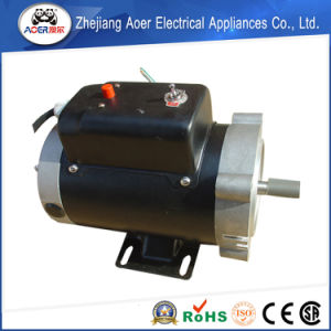 AC Single Phase 1HP Induction Electric Motor pictures & photos