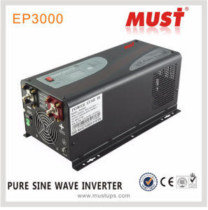 Must IEC Approved 6kw 24V Power Pump Inverter in Pakistan pictures & photos