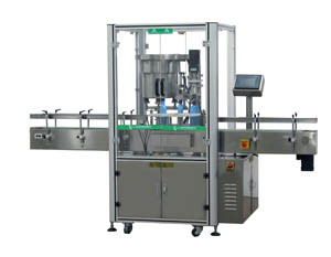 Zhonghuan Automatic Star Capping Machine for Cylindrical Caps pictures & photos