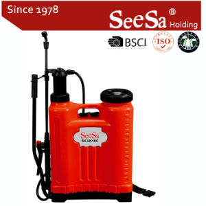 18L Knapsack/Backpack Manual Hand Pressure Agricultural Sprayer (SX-LK18C) pictures & photos