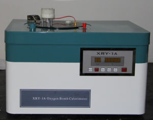 (XRY-1A) -Professional Digital Oxygen Bomb Calorimeter for Sale pictures & photos