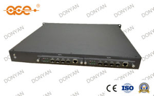 Max 4 Pon / 8 Pon / 12 Pon Ports Optical Line Terminal Epon Olt pictures & photos