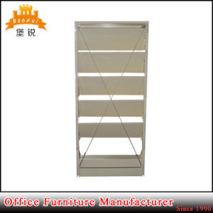 School Office Use Cheap Metal Magazine Shelf pictures & photos