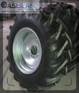 Irrigation Tyre (14.9-24) with Wheel Rim for Tubeless Type pictures & photos