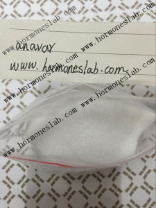Oral Bodybuilding Anavar 53-39-4 Oxandrolones Androgenic Steroid Raw Powder