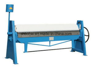 Low Price Pan & Box Folding Machine (1.5 X 1300mm) pictures & photos