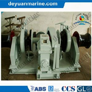 Marine Hydraulic Anchor Windlass Dy170302 pictures & photos