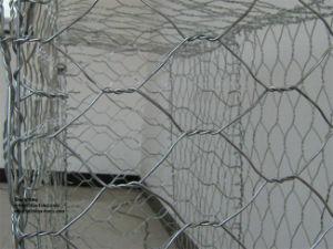 Stone Basket Construction Gabion Box Gabion Mesh Hexagonal Gabion pictures & photos
