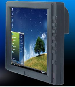 Touch 8 Inch LCD Monitor with HDMI Input pictures & photos