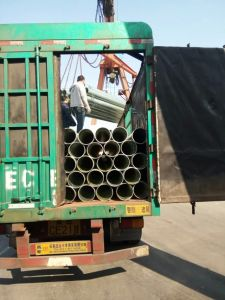 Hot Dipped Galvanized Seamless Pipes (G. I Pipes)
