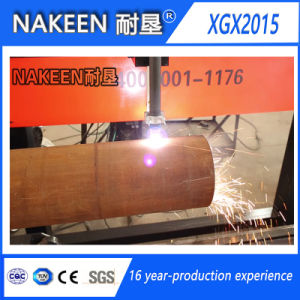 CNC Flame Pipe Cutting Machine From Nakeen pictures & photos