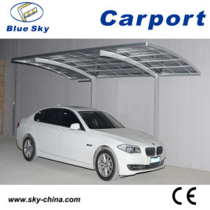 Aluminum Fiberglass Car Garage for Car Parking (B800) pictures & photos