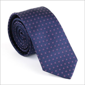 New Design Fashionable Silk/Polyester Woven Necktie pictures & photos