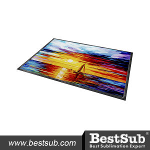 Bestsub 90*60 Customized Sublimation Bar Mat (SB68-15) pictures & photos