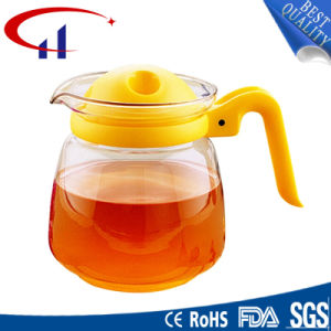 Handmade High-Quality Best-Sell Borosilicate Glass Teapot (CHT8083) pictures & photos