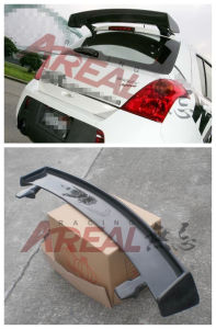 Carbon Fiber Jp Monster Style Spoiler for Suzuki Swift 2005-2008 pictures & photos