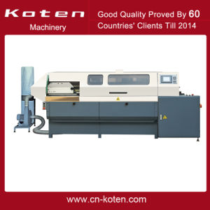 Automatic Perfect Book Binding Machine for Philippine Customer 2015 pictures & photos