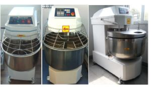 Spiral Flour Mixer Machine for Bakery (16kg, 25kg, 35kg, 50kg and 100kg) pictures & photos