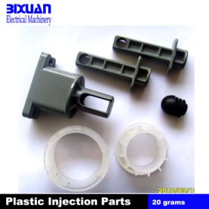 Plastic Injection Parts, Made by Plastic Mateiral pictures & photos