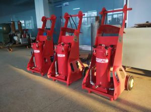 Hydac Oil Recycling Hydraulic Oil Filter Cart pictures & photos