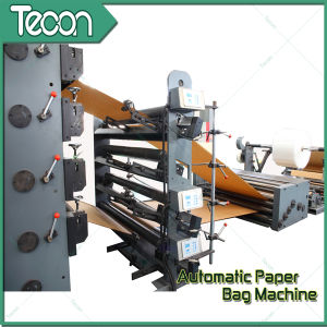 High-Speed Automatic Bottom-Pasted Bag Making Machine pictures & photos