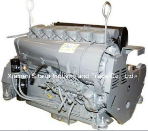 High Quality Deutz Air-Cooled Diesel Engine F6l912 pictures & photos