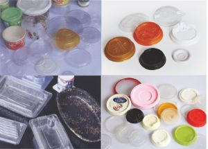 Automatic Coffee Cup Lid Forming Machine pictures & photos