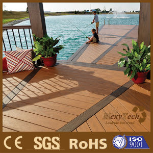 Excellent Water-Proofing WPC Composite Decking 140*23mm pictures & photos