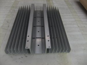 Aluminum Extruded High Power LED Lighting Heat Sinks pictures & photos