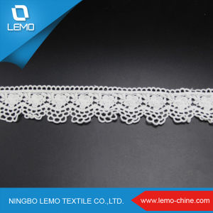 Lemo 2016 New Design Cotton Lace for Summer Colthing pictures & photos