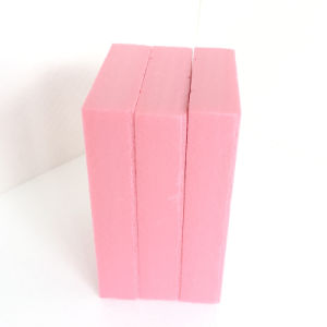 Fuda Extruded Polystyrene (XPS) Foam Board B1 Grade 250kpa Pink 30mm Thick Slotted