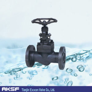 API Forged Carbon Steel/Stainless Steel Globe Valve