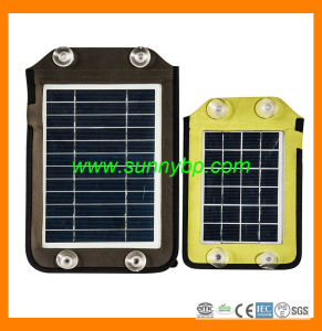 Portable Solar Cell pack for iPhone Charger pictures & photos