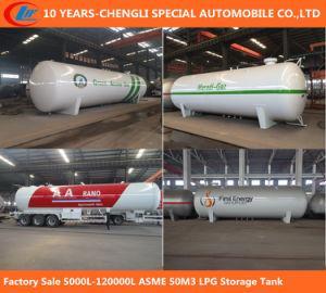 Factory Sale 5000L-120000L Asme LPG Storage Tank pictures & photos