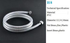 PVC Shower Hose, PVC Hose (H8) pictures & photos