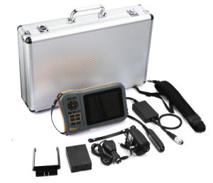 Portable Ultrasound Machine for Goats Cattle (FarmScan L60) pictures & photos