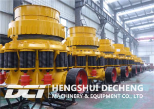 High Manganese Concave Crusher for Gypsum Mineral Big Size pictures & photos