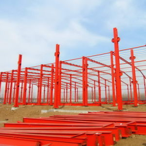 Prefab Steel Structure Workshop for Factory (AISC) pictures & photos