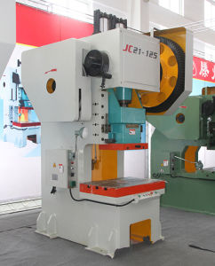 Open Back Power Press Machine / Punching Machine (JC21-100ton) pictures & photos
