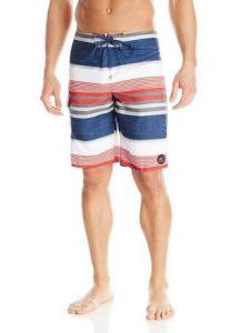 Mens 100% Polyester Colorful Boardshorts, Mens Shorts
