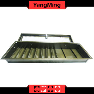 1 - Layer Metal Poker Chip Tray (YM-CT20) pictures & photos