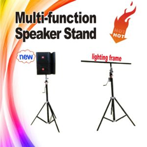 Multi-Function Speaker Stand Tripod with Frame pictures & photos