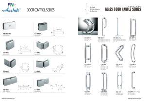 Stainless Steel Glass Door Handle (DG-104C) pictures & photos